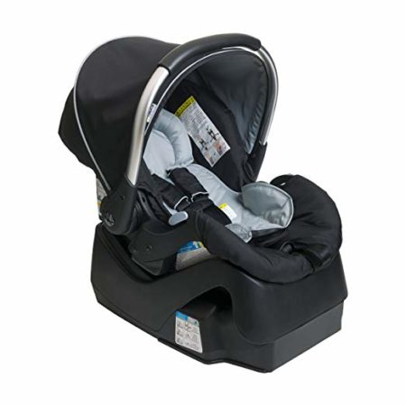 Hauck Prosafe 35 Carseat With Base Black 0+