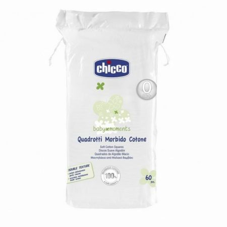 Chicco Ватные диски (60 шт)