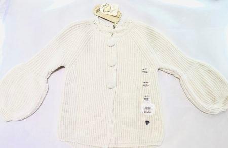 Baby Mio K021034 вязянный кардиган